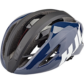 HJC Valeco Road Fietshelm, matt gloss navy black